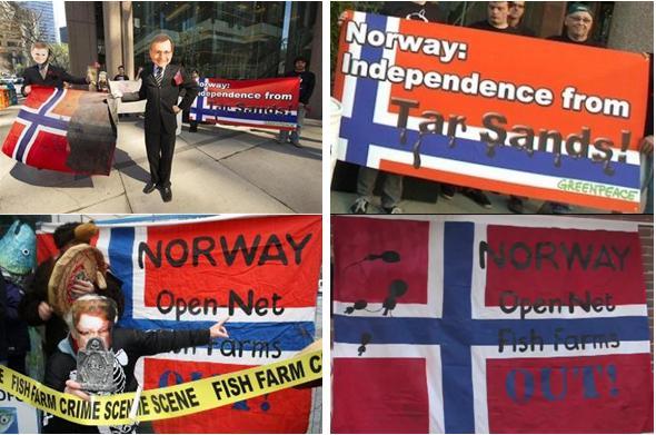 Norway shame