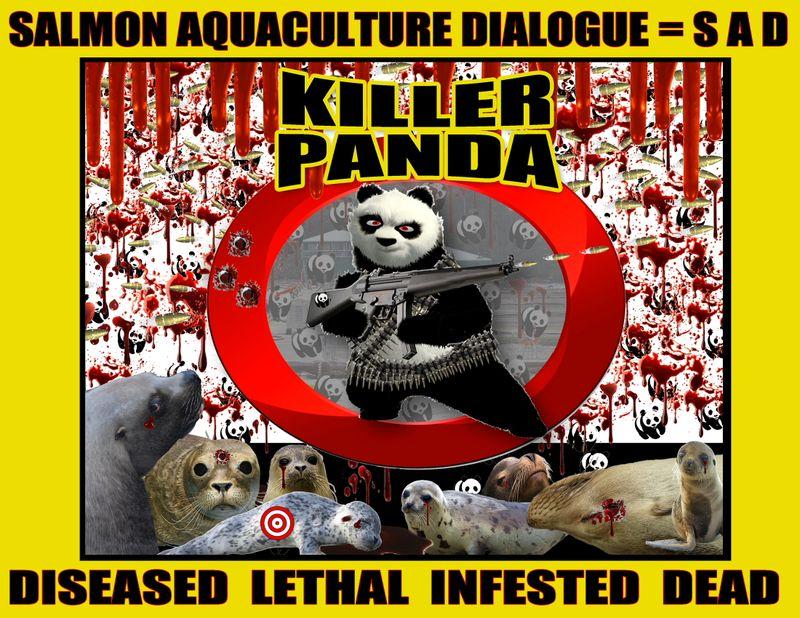 Killer Panda yellow SAD High res