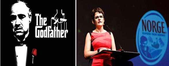 Lisbeth the Godfather