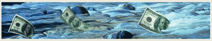 Photo #15 flood of money