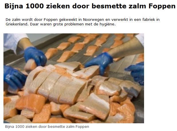 Foppen Dutch media 18 Oct naming Norway