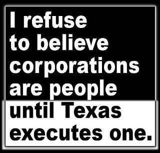 Corporations as people