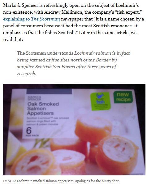 Lochmuir salmon #1