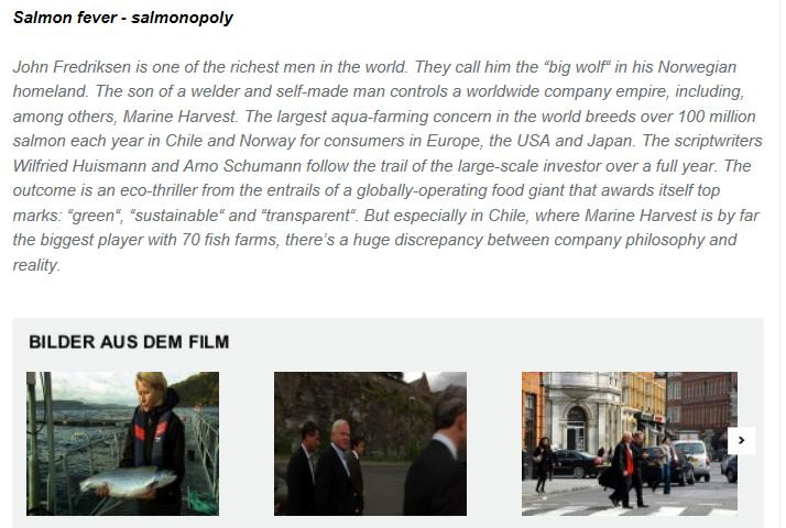 Blog #8Big Wolf salmonopoly