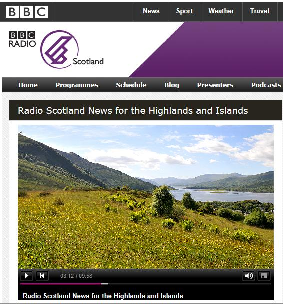 BBC Scotland Radio