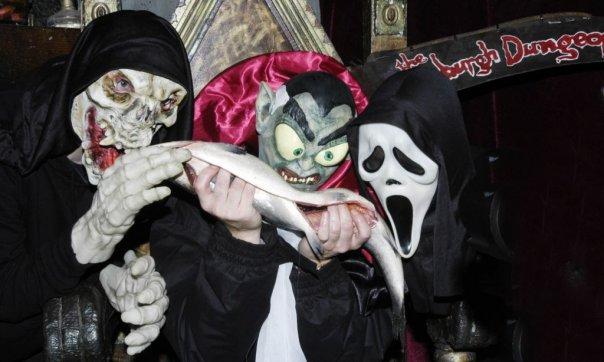 Halloween #12 ed dungeon group money shot
