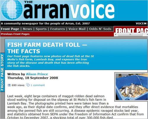 Arran Voice Sept 2008