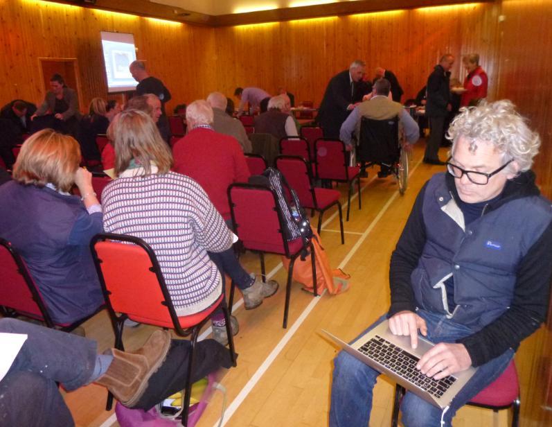 Gometra public hearing #3