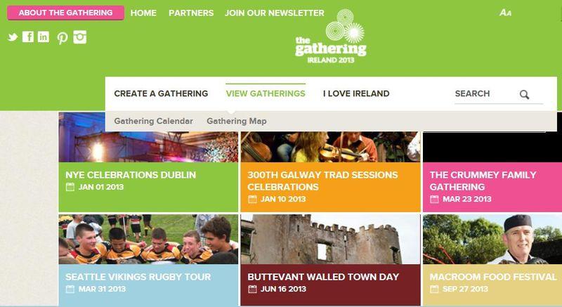 Gathering Ireland