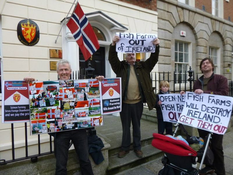 Norwegian Embassy Dublin #2