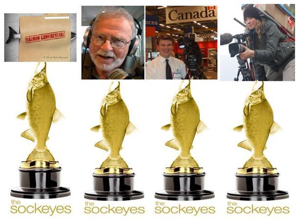Sockeyes collage Confidential Rafe Damien Twyla