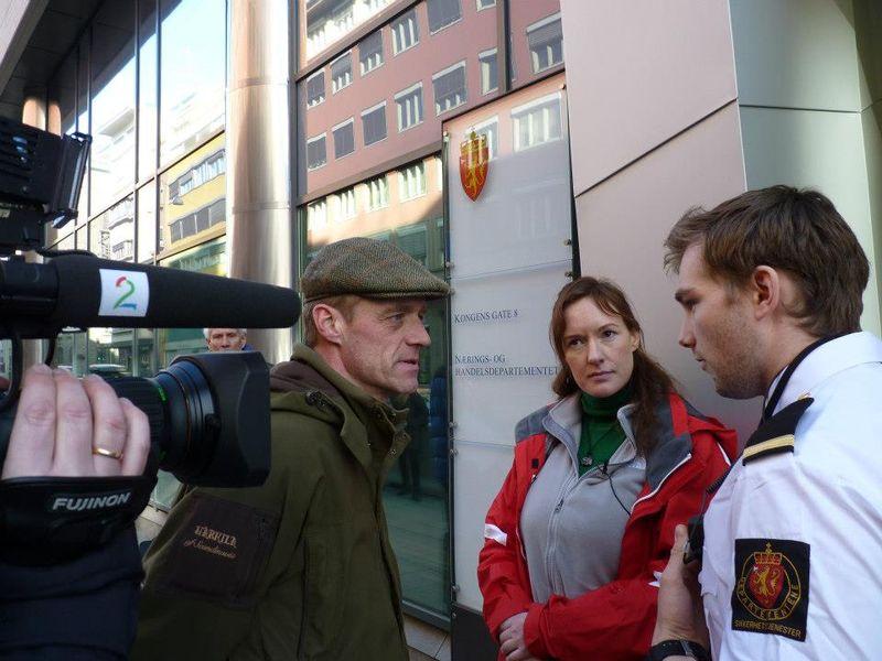 TV2 at Min of Trade refusal March 2013