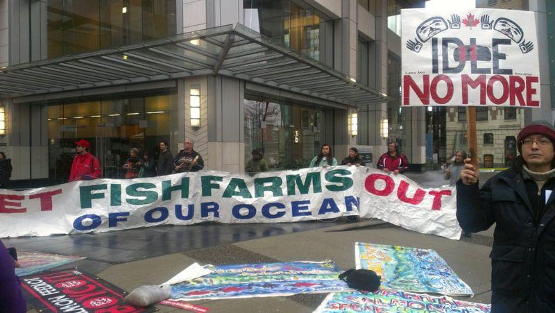 Idle no More Vancouver