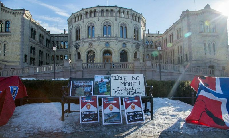 Idle no More Norway