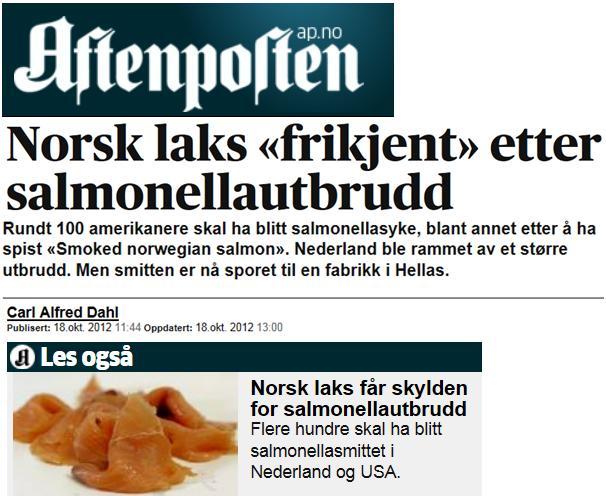Foppen Aftenposten 18 October