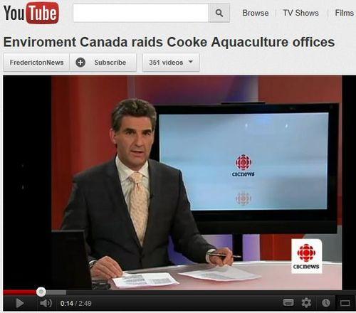 Cooke raid CBC