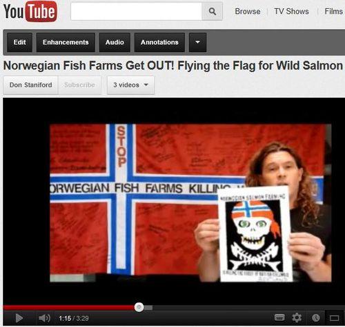 Don Video 1 Nov 2012 Flying Flag trip