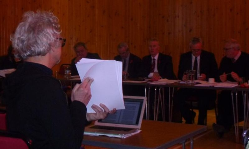 Gometra public hearing #2