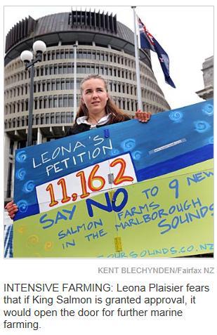 Leona Plaisier petition