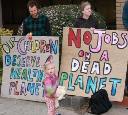 No Jobs Dead Planet