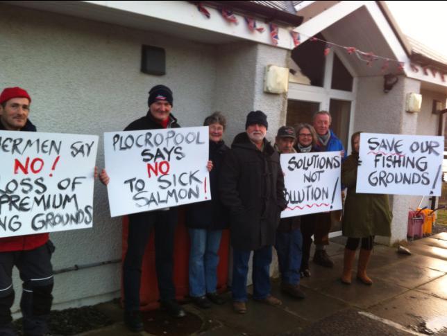 SSC Plocropol protest #2