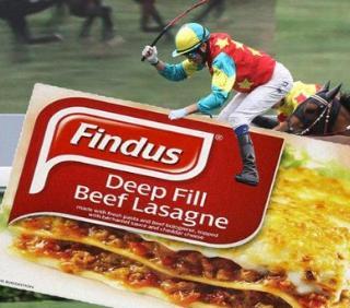 Findus horse