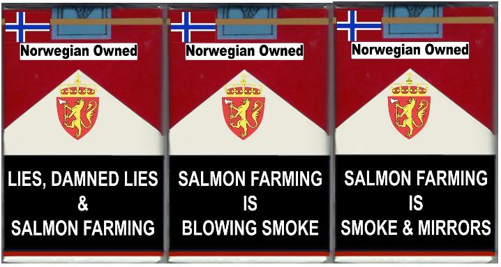 3 pack lies blowing smoke