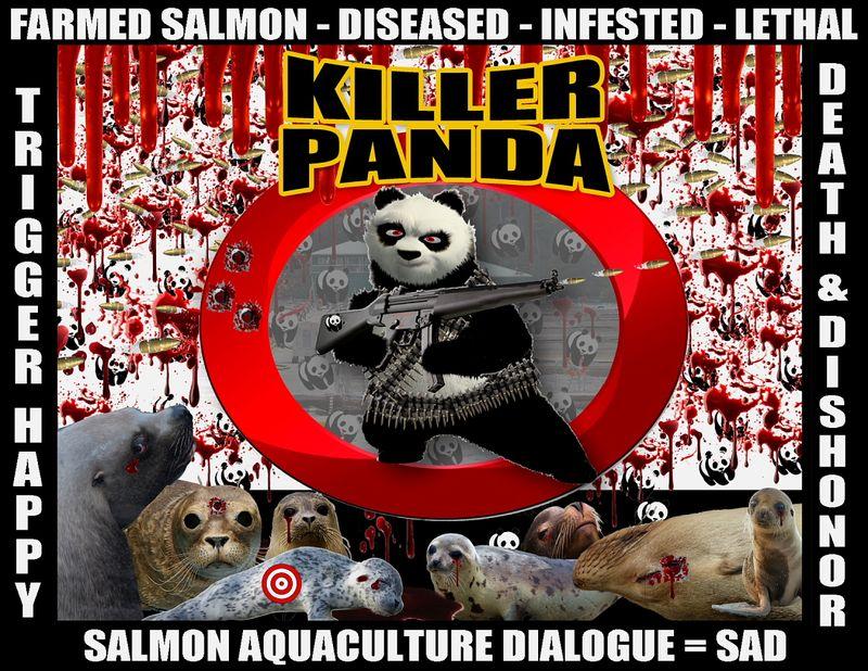 Killer Panda Black High Res
