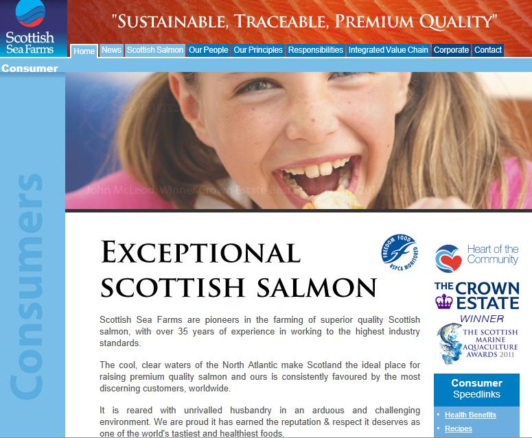 Scottish Sea farms #2