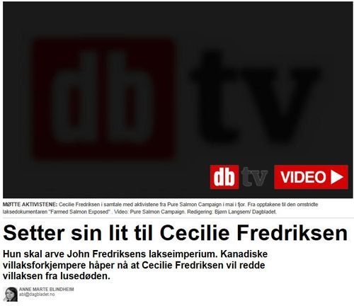 Blog #16 Dagbladet