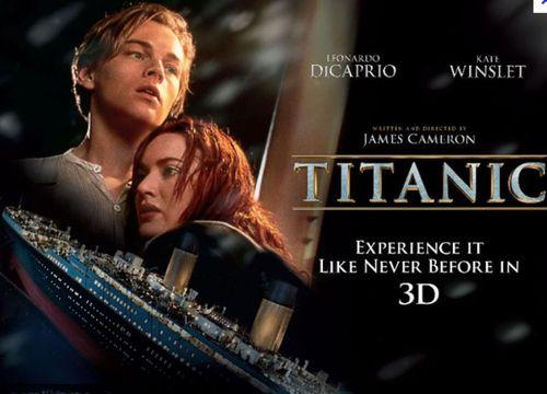 Blog #30 Titanic