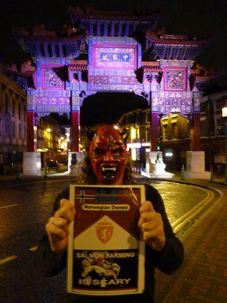 Halloween #16 Don devil chinatown