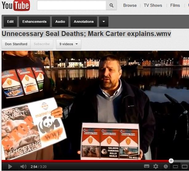 Mark Carter video