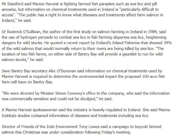 Irish Examiner 26 Nov 2012 #2