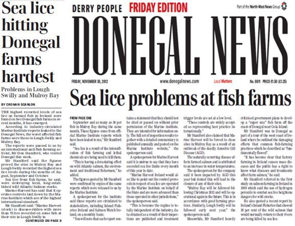 Donegal News 30 Nov 2012