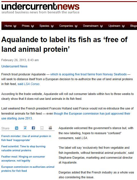 Undercurrent News on feed French minister says no #2 follow up story