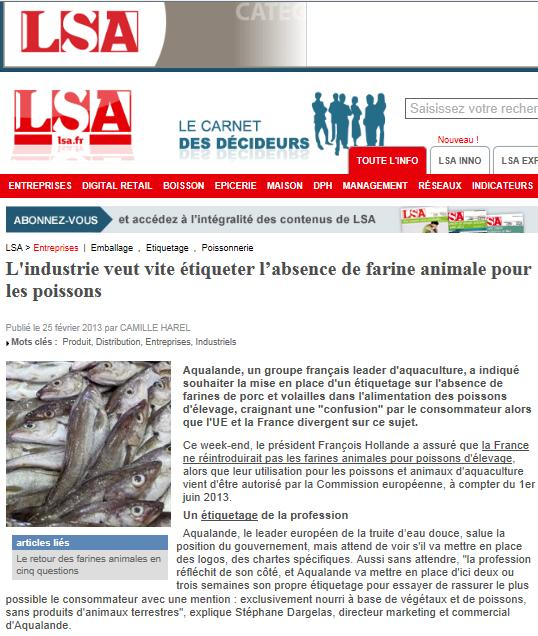 Undercurrent News on feed French minister says no French LSA article #2 follow up