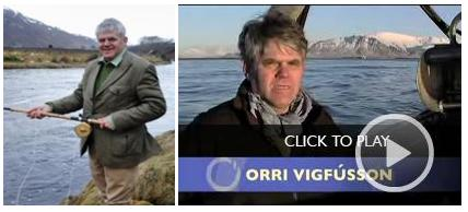 Orri Vigfusson double