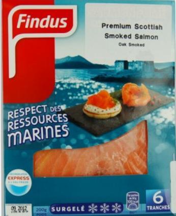 Findus salmon #2