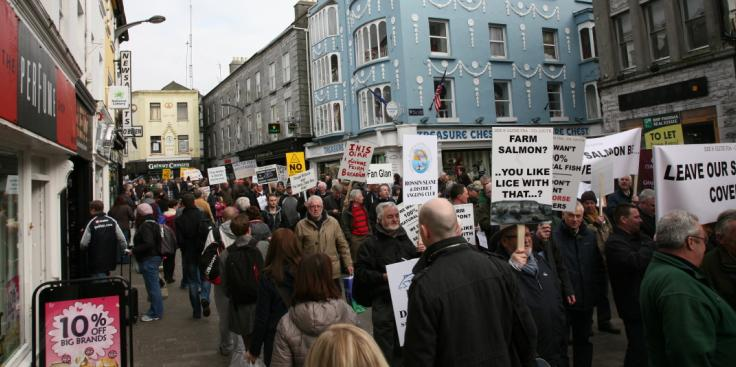 Galway protest #1