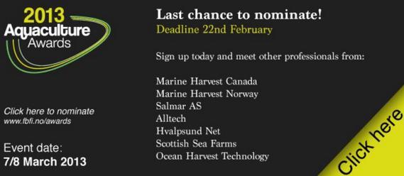 Aquaculture Awards #6