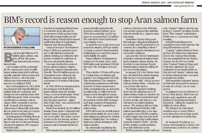 Connacht Tribune 1 March 2013
