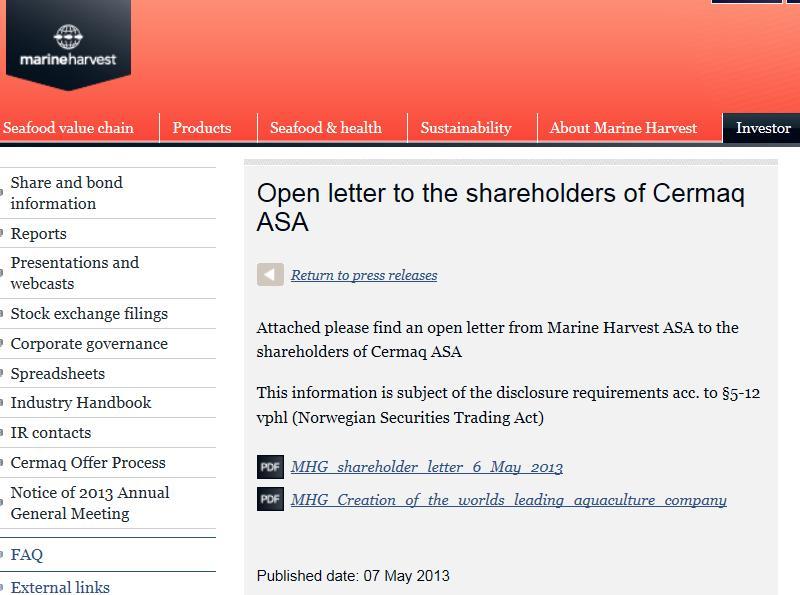 MH open letter