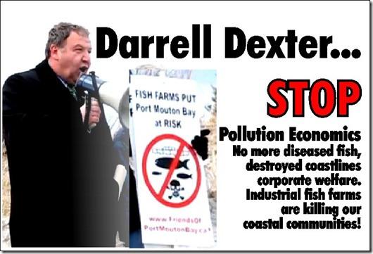 Darrell Dexter poster #1
