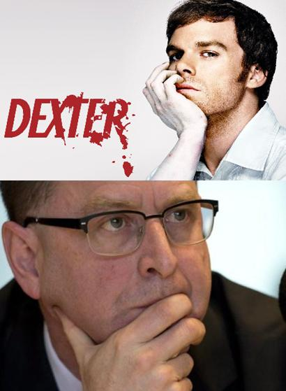 Dexter as Dix