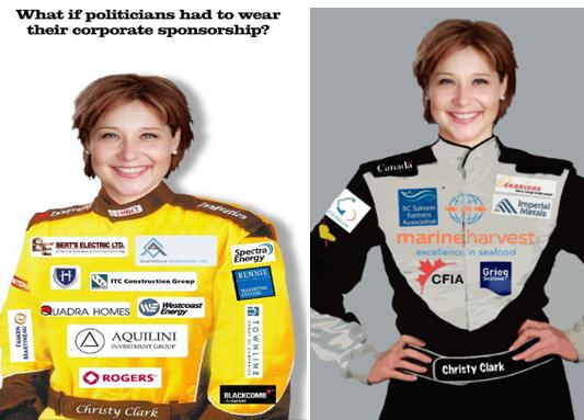 Christy Clark sponsored #2