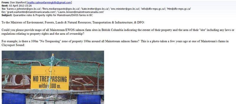 Mainstream Visit email #4