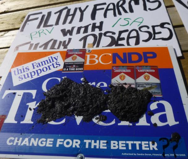 Claire Trevena filthy farms