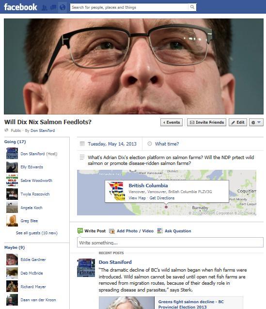 Adrian Dix Facebook page