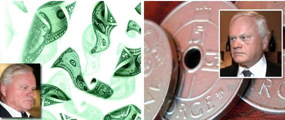 Fredriksen money